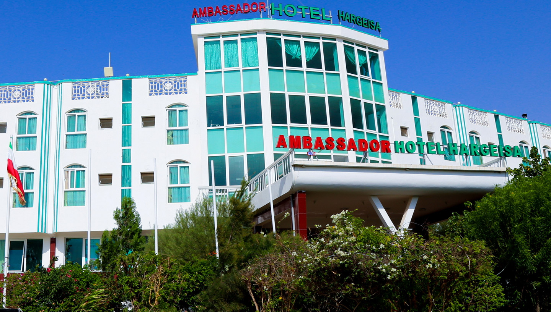 Ambassador hotel hargeisa luxury hotel with for Hotel ambassador